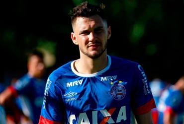 Zagueiro Tiago valoriza o ponto conquistado contra o Fortaleza