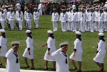 Marinha e Aeronáutica oferecem 1.851 oportunidades