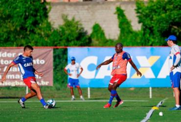 Bahia pronto para enfrentar o Jacuipense pelo Baianão