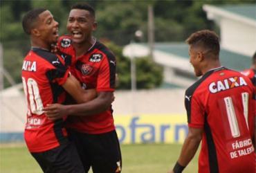 Vitória joga por um empate neste sábado na Copa São Paulo