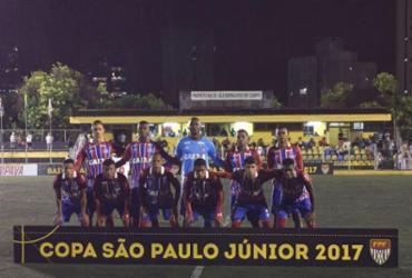 Bahia vence e fica perto de classificação na Copa SP