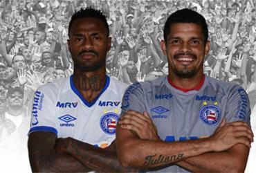 Bahia confirma renovação com Anderson e Renê Júnior