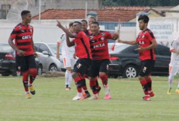 Vitória bate Atibaia e avança na Copa São Paulo