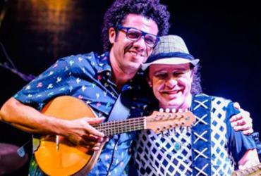 Armandinho e Hamilton de Holanda fazem shows juntos