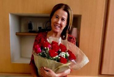 Zilu Camargo tem alta de hospital