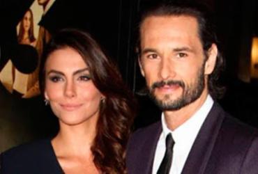 Mulher de Rodrigo Santoro está grávida do primeiro filho do ator