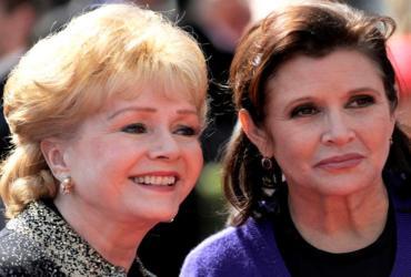 Sala Walter homenageia Carrie Fisher e Debbie Reynolds