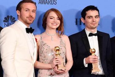 """La La Land"" é o grande vencedor do Globo de Ouro"