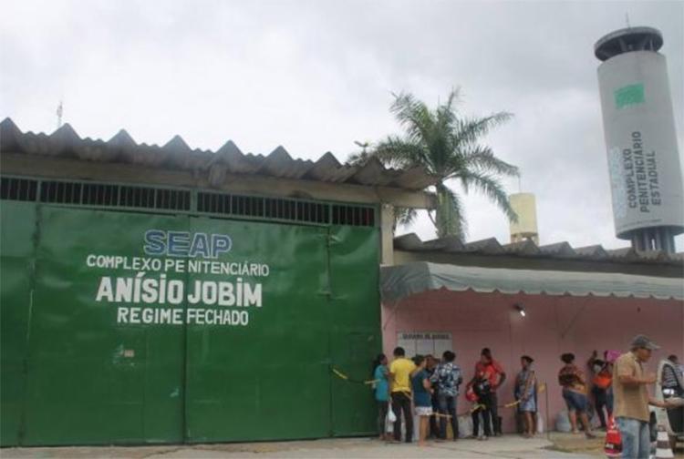 A rebelião conduzida pela FDN no Compaj no domingo retrasado deixou 56 mortos - Foto: Divulgação l Governo do Amazonas