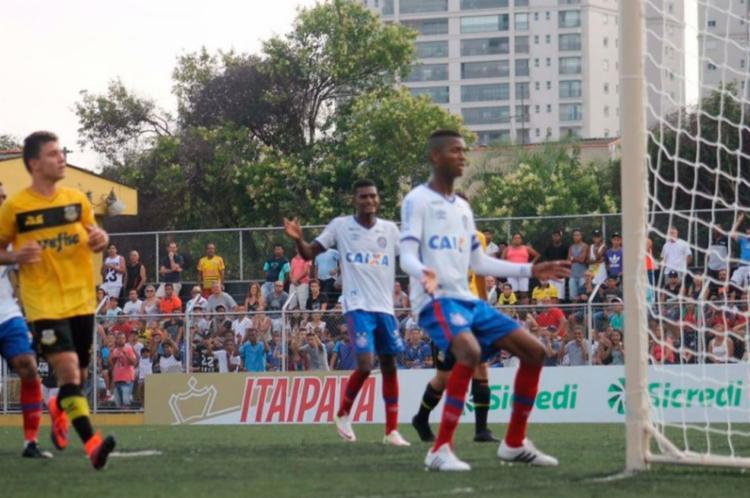 O técnico Aroldo Moreira terá três desfalque na partida desta quarta-feira, 11 - Foto: Maurícia da Mata | EC Bahia