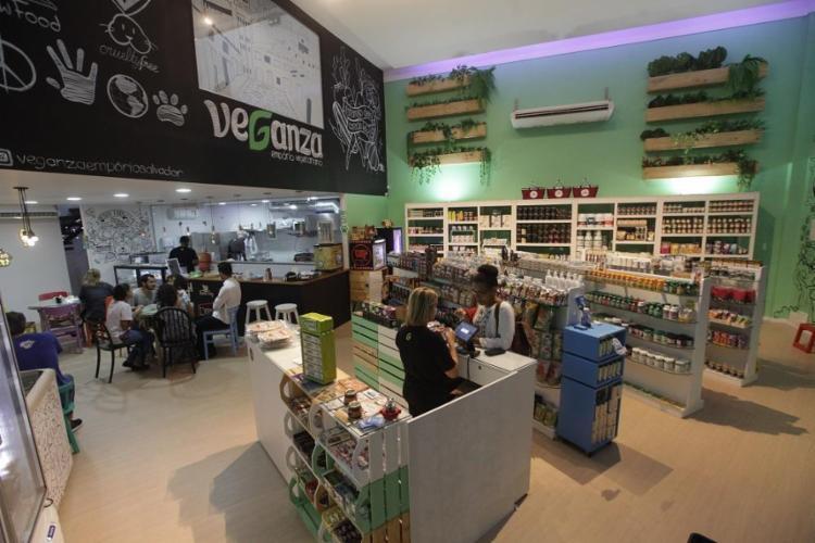 O lugar também oferece opções para quem é intolerante à glúten e lactose - Foto: Adilton Venegeroles