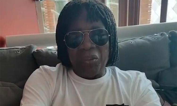 Milton gravou um vídeo de apoio - Foto: Reprodução | Facebook