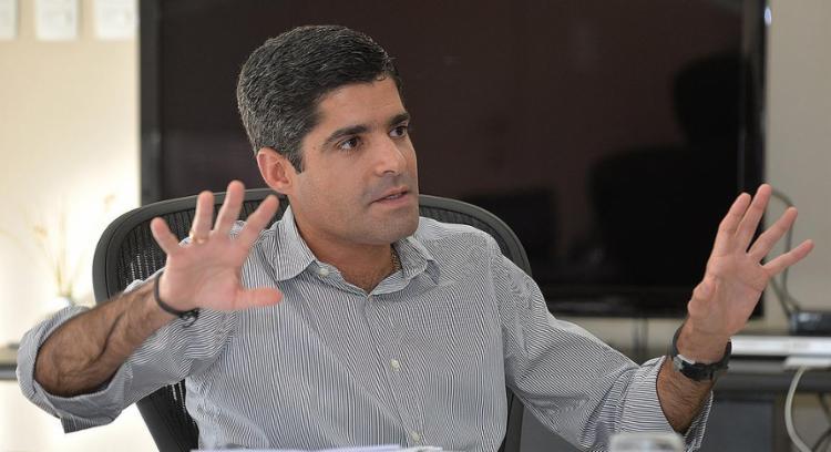 ACM Neto esteve em São Paulo, onde jantou com o prefeito João Doria - Foto: Max Haack (Agecom) l Divulgação