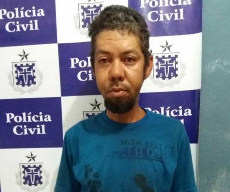 Wagner é acusado de roubo e estava foragido desde 2012 - Foto: Polícia Civil | Divulgação