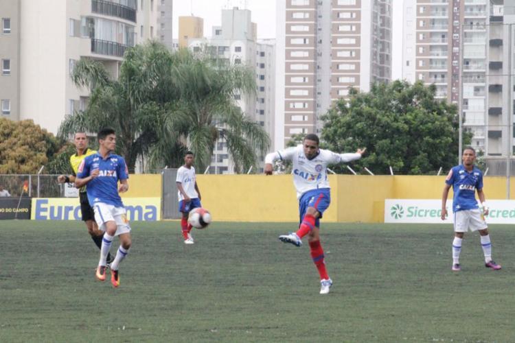 O time jogou com quatro desfalques - Foto: Maurícia da Matta | EC Bahia