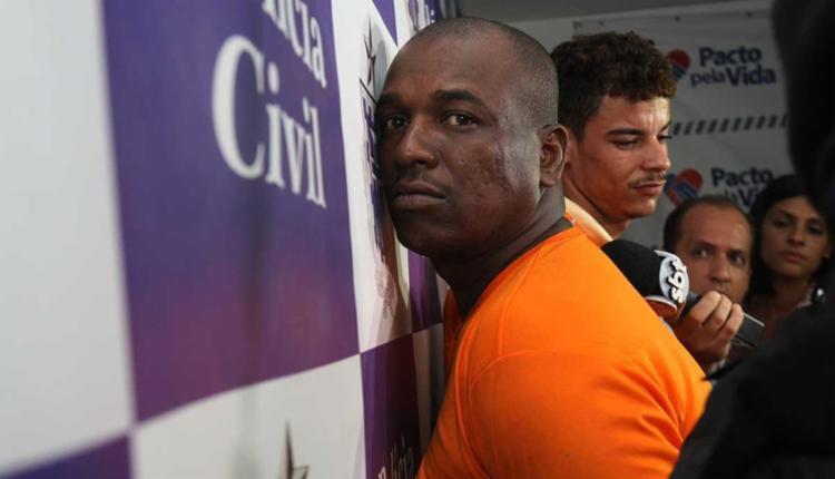 Envolvidos no crime foram apresentados à imprensa nesta quarta-feira, 11 - Foto: Margarida Neide | Ag. A TARDE