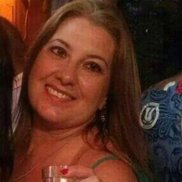 Isamara Filier era a ex-mulher do atirador e foi uma das vítimas fatais - Foto: Reprodução | Facebook