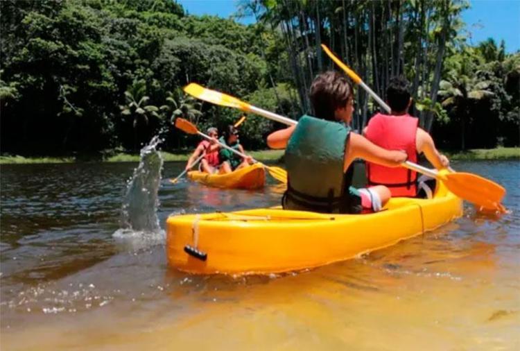 Parque funciona de sexta a - Foto: Divulgação