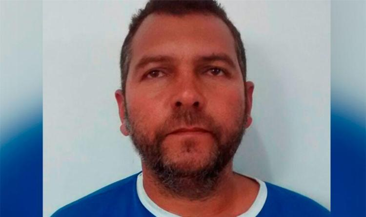Alcinei tem mandado de prisão por homicídio em aberto - Foto: Reprodução   Site Bahia Dia a Dia