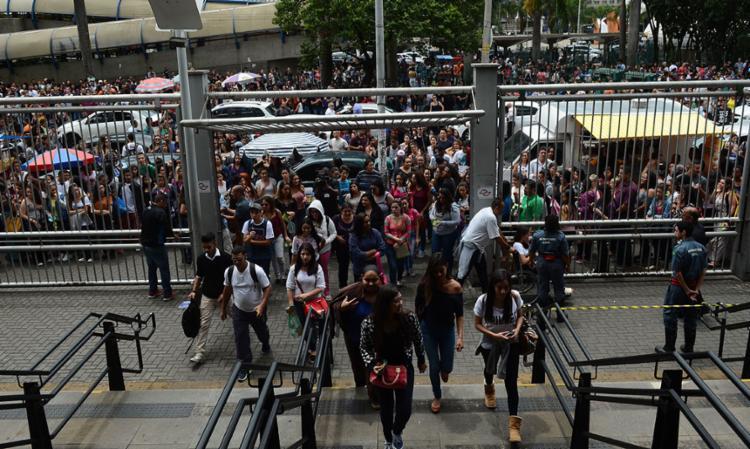 Estudantes realizaram o último Enem em dezembro - Foto: Rovena Rosa | Agência Brasil