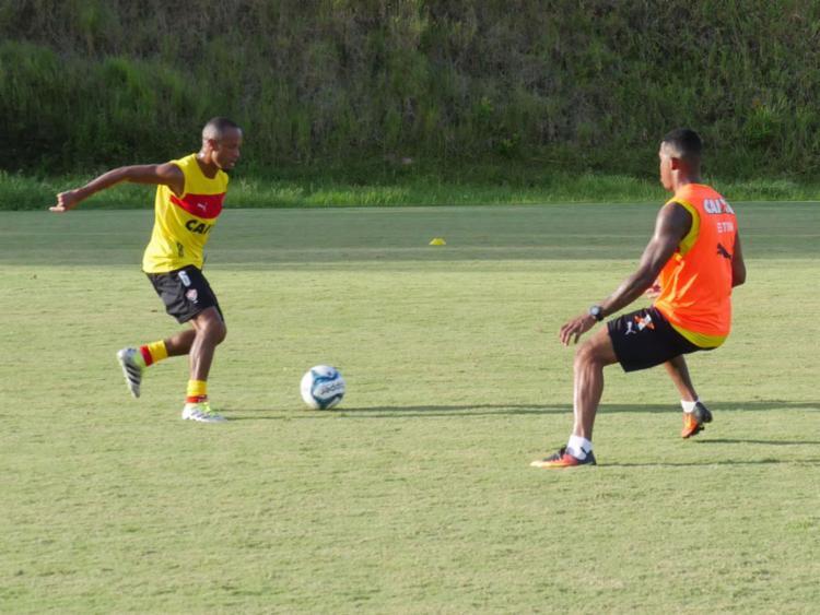 O elenco do Leão já iniciou os treinamentos de pré-temporada - Foto: R. Santin | EC Vitória