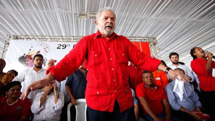 Em Salvador na quarta-feira, 10, Lula disse que será candidato em 2018 - Foto: Lúcio Távora | Ag. A Tarde