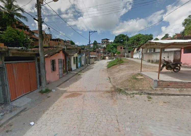 Ação aconteceu no bairro de Castelo Branco em Salvador - Foto: Reprodução | Google Maps