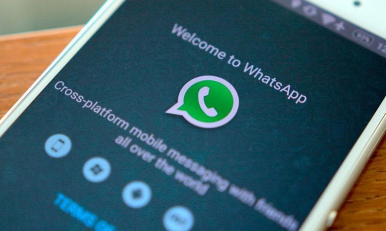 Cibercriminosos realizam o golpe por meio do aplicativo WhatsApp - Foto: Divulgação