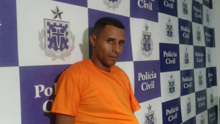 Tiago se entregou nesta sexta-feira - Foto: Andrezza Moura | Ag. A TARDE