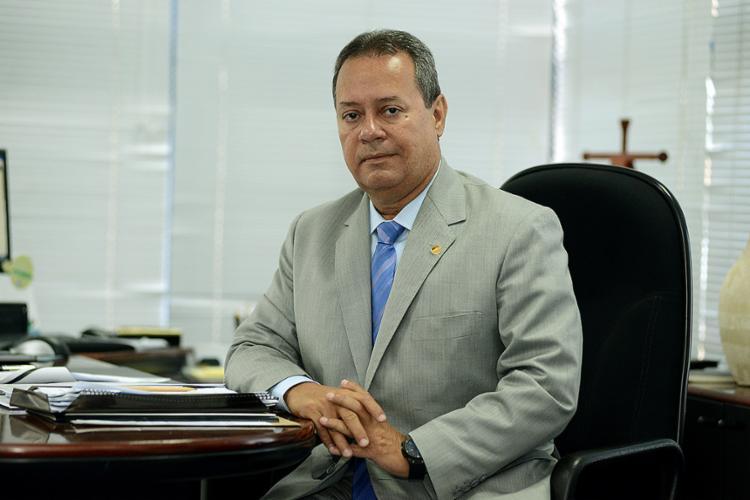 Alban ressalta necessidade de uma reforma tributária - Foto: Gabriella Torres l Divulgação