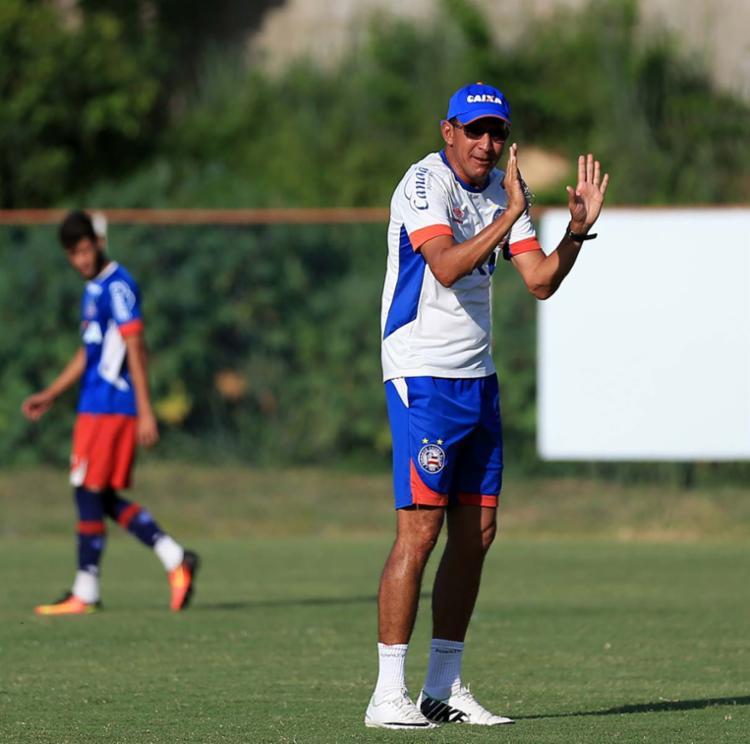 Aroldo Moreira já está no Bahia há três anos e meio - Foto: Felipe Oliveira | EC Bahia | Divulgação