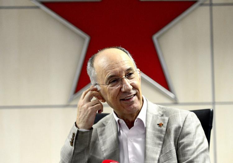 Rui Falcão, presidente nacional do Partido dos Trabalhadores (PT) - Foto: Lúcio Távora l Ag. A TARDE