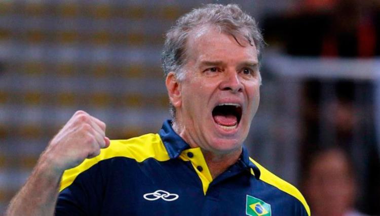 Bernardinho anunciou na última quarta que não seria mais técnico da Seleção - Foto: Alaor Filho | AGIF | COB