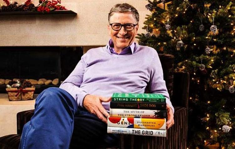 Bill Gates, fundador da Microsoft, lidera o ranking, com uma fortuna de US$ 75 bilhões - Foto: Reprodução   Twitter
