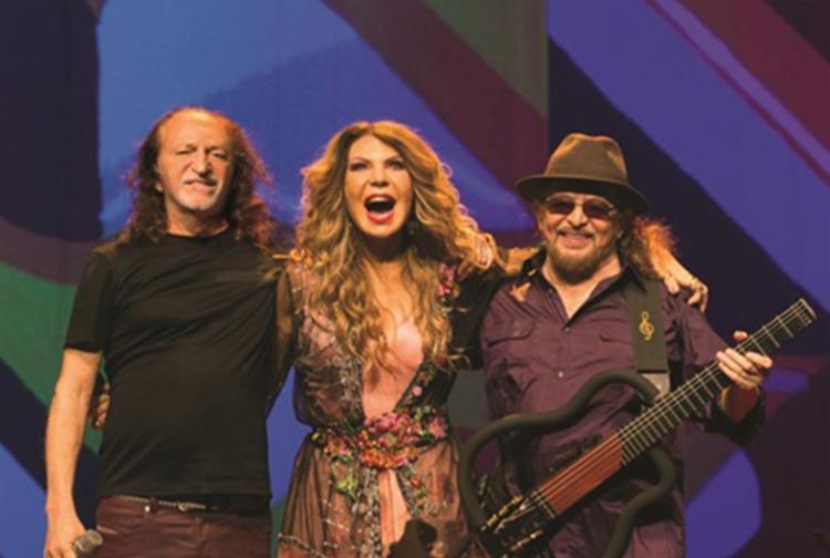 Show acontece no dia 22 de abril - Foto: Divulgação
