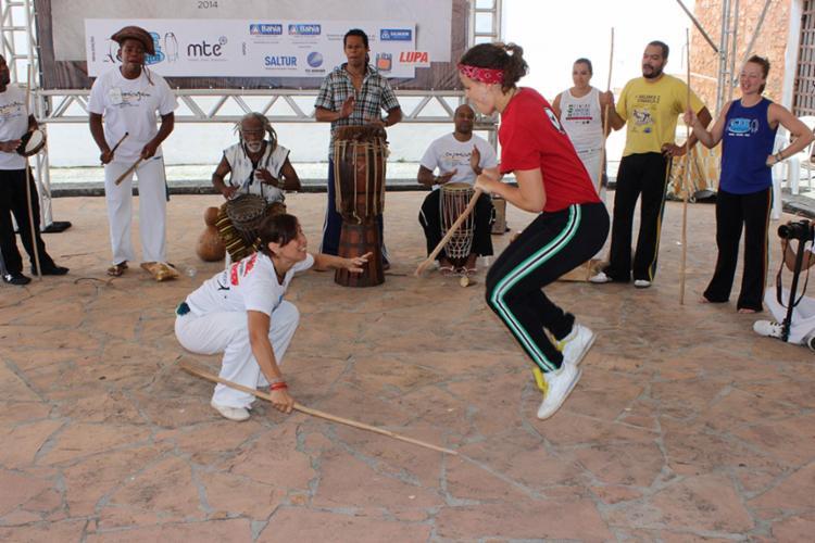 Encontro ocorre no Forte da Capoeira, desta quarta a sábado - Foto: Divulgação