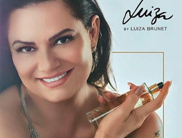 Cartaz publicitário do perfume - Foto: Reprodução | Instagram