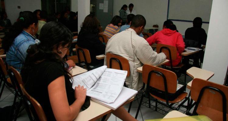 Descubra em qual faculdade você poderá fazer sua graduação - Foto: Joá Souza   Ag. A TARDE   17.07.2008
