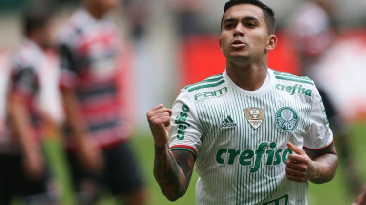 Dudu não é novato em convocações da seleção brasileira - Foto: Divulgação | Palmeiras