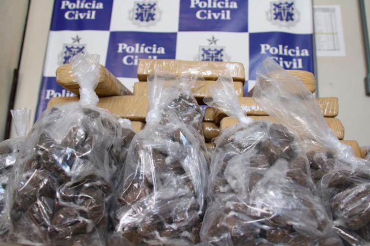 Drogas seriam comercializadas durante o carnaval - Foto: Divulgação | SSP