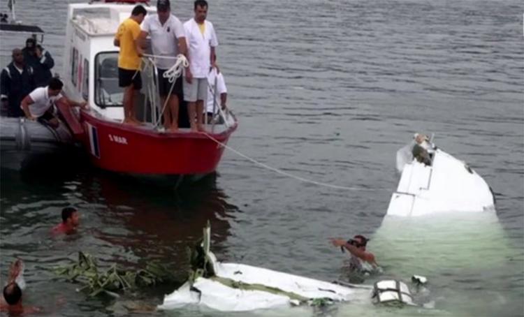 O juiz morreu nesta quinta-feira, 19, na queda de um avião bimotor em Parati, no Rio de Janeiro - Foto: Reprodução | UOL Mais