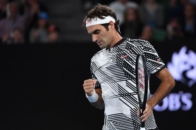 Federer vai pegar Nishikori na próxima fase - Foto: William West | AFP