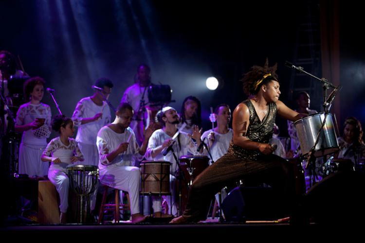 O grupo participará do PercPan 2017 - Foto: Divulgação