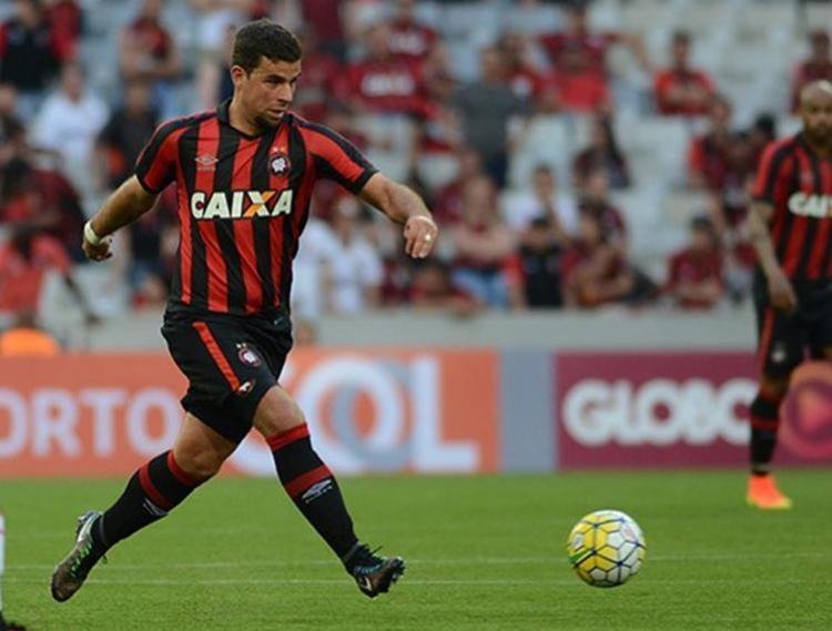 André Lima fez cinco gols na Série A de 2016 - Foto: Divulgação l Atlético-PR