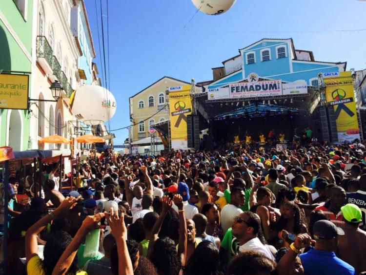 Festival será neste fim de semana no Pelô - Foto: Irdeb | TVE Bahia | Divulgação