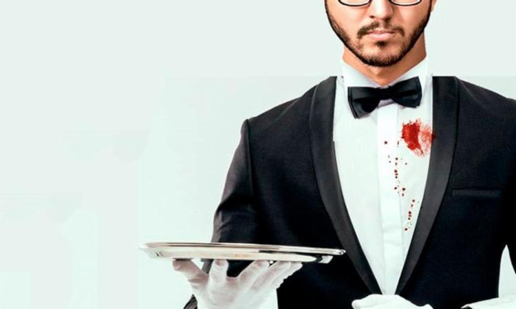 Prato principal do jantar é carne humana - Foto: Divulgação