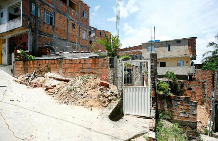 Ivonete Santos foi morta após homens invadiram a laje da casa dela - Foto: Edilson Lima   Ag. A TARDE