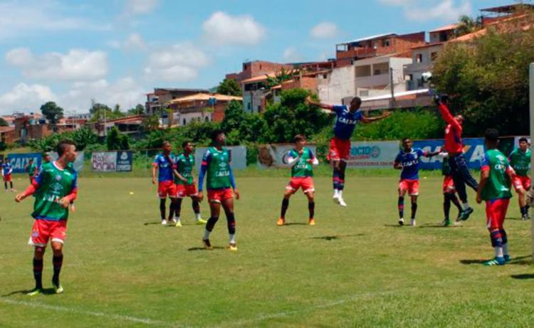 Bahia estreia no Copinha na quarta-feira, 4, contra o Trindade - Foto: Divulgação | EC Bahia