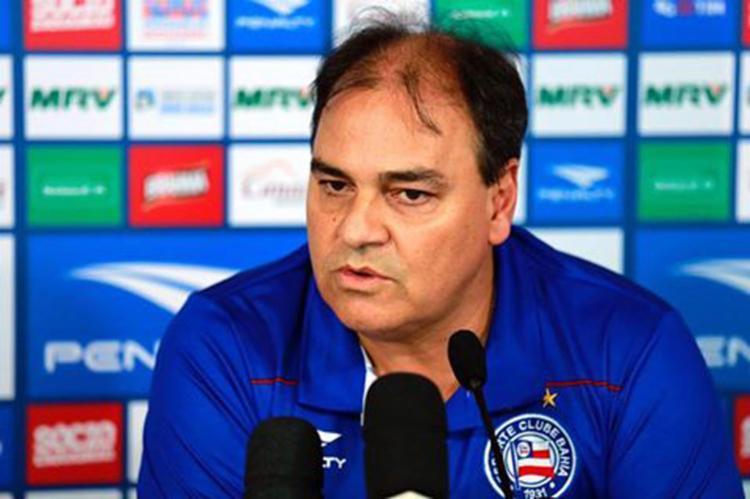 Quem assume a função é o gerente Diego Cerri - Foto: Reprodução | Facebook | EC Bahia