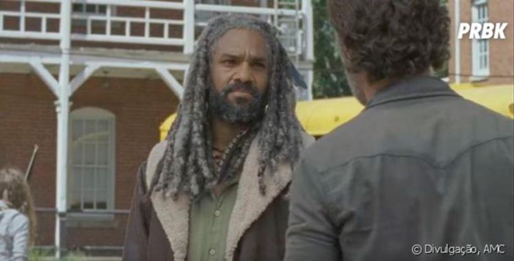 Rick e Ezekiel em cena - Foto: Divulgação | AMC